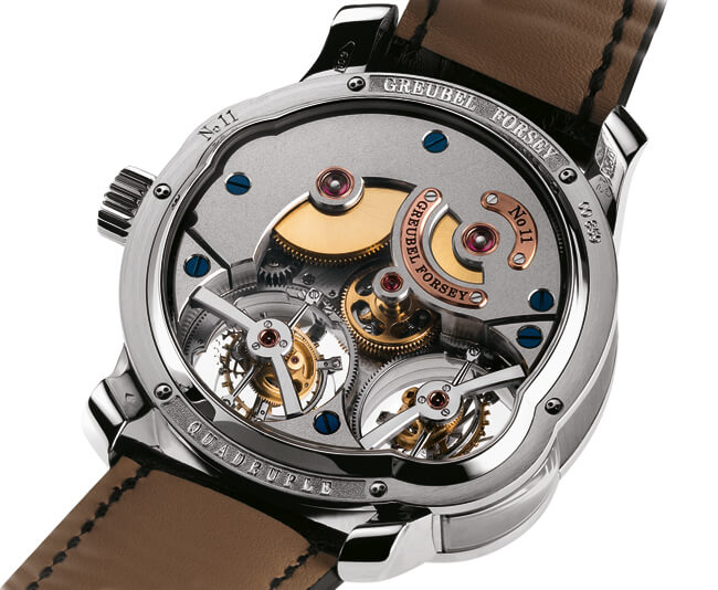 Mechanical Watches - Gruebel Forsey