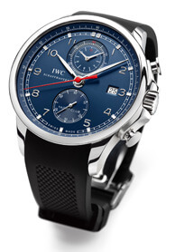 "IWC Schaffhausen Portuguese Yacht Club Chronograph Edition ""Laureus Sport for Good Foundation"""