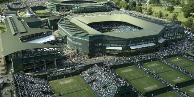 Wimbledon – Gentlemen's Tournament