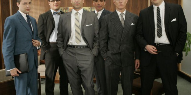 Mad Men Style – Fashion Tips From TV Show 'Mad Men'