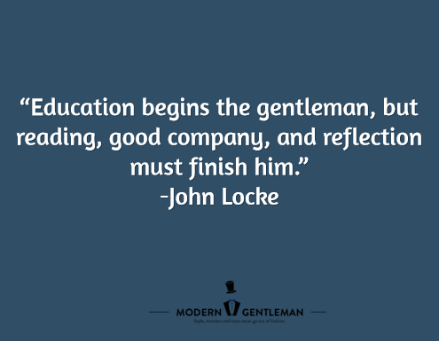 john locke gentleman quote