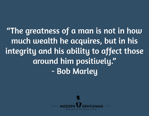 9 Gentlemen Quotes To Live By