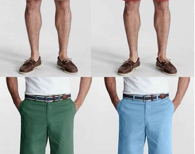 Shorts and The Modern Gentleman, do the two mix?