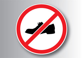 remove your shoes before entering