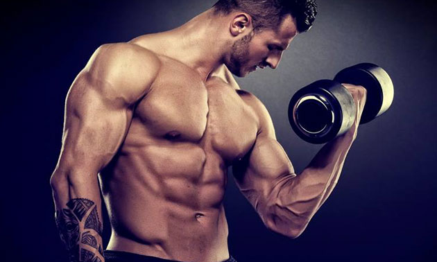 men strength and conditioning exercise