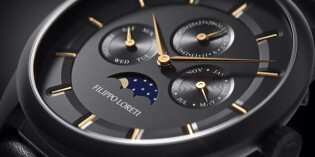 Time to be Different with a Filippo Loreti Watch